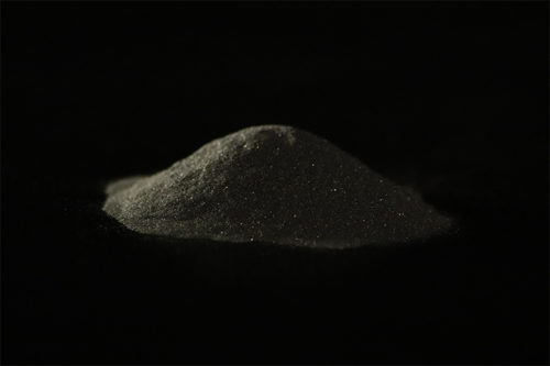 Black Silicon Carbide by SurfacePrep